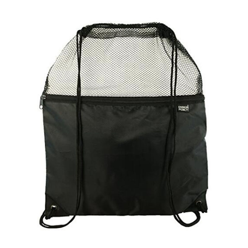 Ensign Peak Mesh Drawstring Backpack