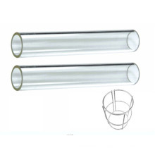 Quarts Tubes, tube en verre, chauffe-terrasse tube en verre