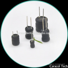 DR1214 Drum Core Coil Inductor con rangos amplios