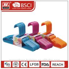 Popular plastic hanger(10pcs)