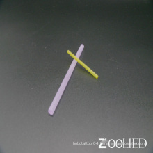 Diameter D3mm length 50/100/120mm laser crystal rod