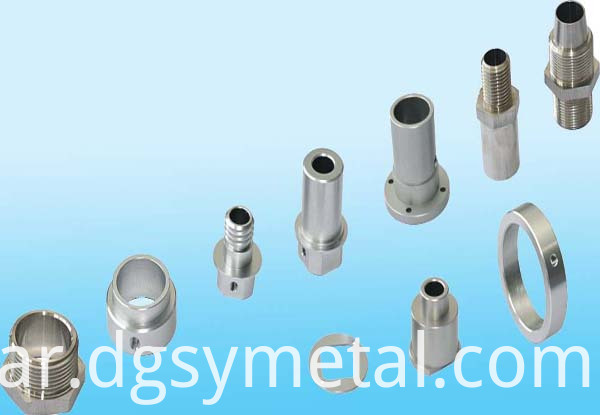 brass cnc machining parts