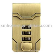 3 digital code bag lock