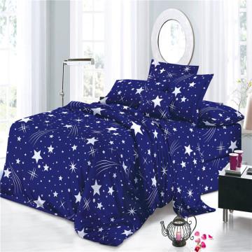 Home Textiles Star Printed Children Bedding Sheet Fabric