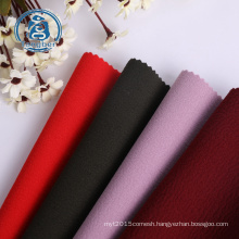 Factory Direct  95% Polyester 5% Spandex Stretch Scuba Knit Polyester Crepe Fabric