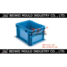 Injection Plastic Straight Wall Container Crate Mould
