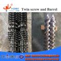 conical screw barrel for Jiangsu pipe extrusion machine