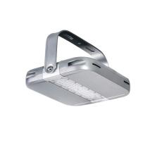 L'UL en aluminium de corps de lampe a mené la lumière élevée de baie, lampe menée industrielle de 40W