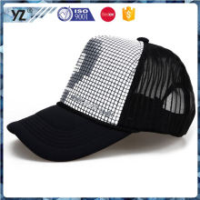Factory supply good quality full print trucker hat from China