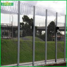 Anti climb 358 высокая тюрьма Горячий дизайн забора