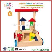 Ensemble de construction de nouveaux immeubles en bois Baby Walker Quality Choice