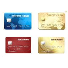 Напечатанная пленка ПВХ для кредитных карт, карточка удостоверения личности, карточка регистрации