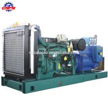 groupe électrogène de moteur diesel de prix usine