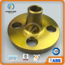 ASME B16.5 Forged A105 Carbon Steel Weld Neck Flange (KT0213)