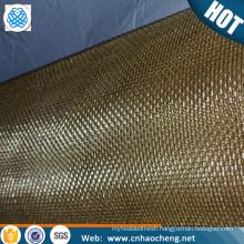Ultra fine Paper making copper wire mesh phosphor bronze wire mesh screen