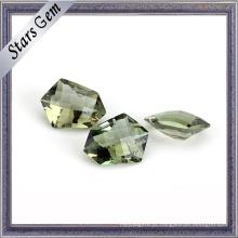 Forma Especial Olive Cor Bem Polimento Crystal Glass