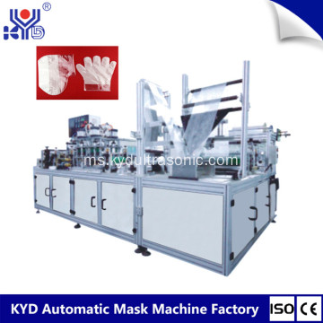 High Quality Nonwoven Hand / Foot Mask Making Machine