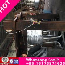 Bwg8 ~ 23 # Bwg 14 Alambre galvanizado eléctrico / Alambre eléctrico de Gi / Cables eléctricos
