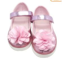 Zapatos de vestir de los niños hechos en China