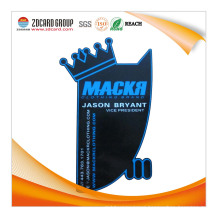 Plastic Special Die Cut with Printing PVC Customized Card