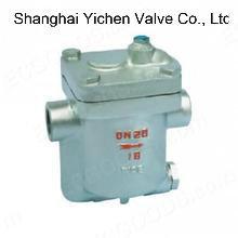 Purgeur de vapeur à flotteur en forme de cloche à filetage (CS15H)