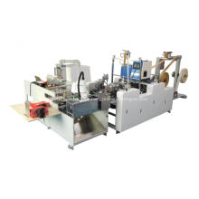 Máquina de colagem de pega para sacos de papel