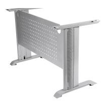 Cadre de table de bureau de bureau d'étudiant en métal
