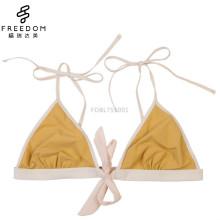 China Großhandel und maßgeschneiderte sexy Baumwolle TriangleSexy und Wireless-BH