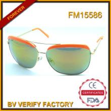 Men′s металлические солнцезащитные очки с пользовательский дизайн