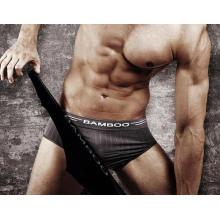 Seamless Bamboo Underwear For Mens Bikini Briefs