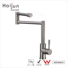 Haijun nuevo diseño de China de un solo agujero de la cocina de agua de los grifos termostáticos