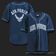 China Cheap Wholesale Plain Blank Baseball Jerseys