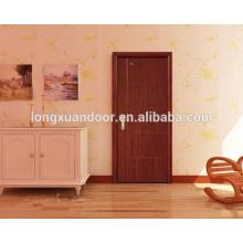 Diseño de puerta principal, marco de puerta de madera, puerta de madera