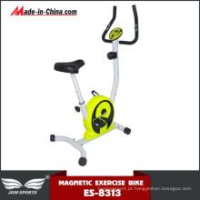 Atacado ajustável vida engrenagem cor brilhante bicicleta magnética