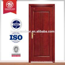 Diseño caliente de la puerta de madera de las ventas, colores de la pintura puertas de madera