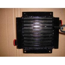 Воздухоохладитель для спирального компрессора