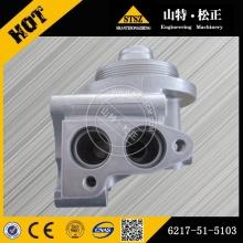 Komatsu Ölfilterkopf 6217-51-5103 für PC450-8