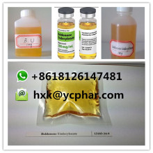 Injectable Liquid Steroid Boldenone Undecylenate Equipoise for Bodybuliding 13103-34-9