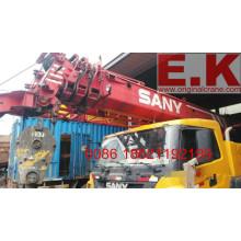 2013 Sany Hydraulic Crane 25ton Truck Crane (STC250)