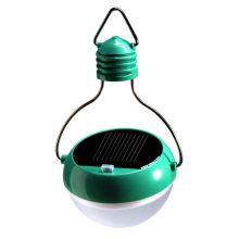 Luz de bombilla LED solar para mercados rurales