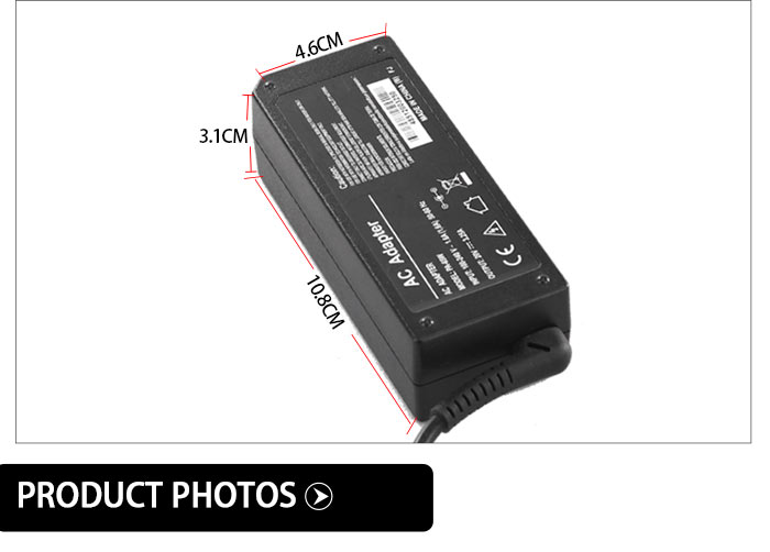 20v 3.25a Ac Dc Adapter 65w