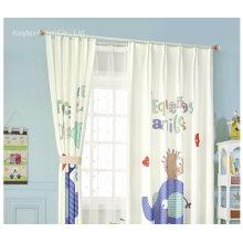 Kids Window Curtain for Children