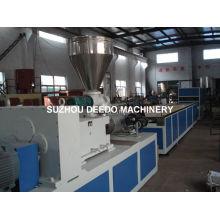 PVC Profile Extrusion Plastic Machine