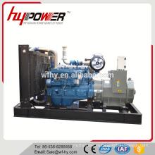 Электрический дизельный генератор открытого типа 160кВ