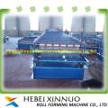 hebei xinnuo três camadas telhas automáticas completas que fazem a máquina