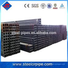 Tendência de produtos quentes tubo quadrado de aço perfurado