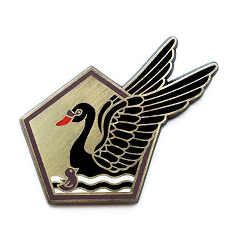 Ugly Duckling Lapel Pins