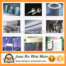 Hebei Stainless steel perforated metal mesh