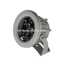 9W DMX luz LED ao ar livre