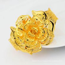 Brazalete de oro de 24k de la joyería de la manera de Xuping (50243)